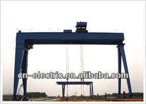 MEC Type 1000t below shipbuilding gantry