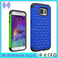 Sparkling Rugged Hybrid Bling Phone Case For Samsung Galaxy S2 9100