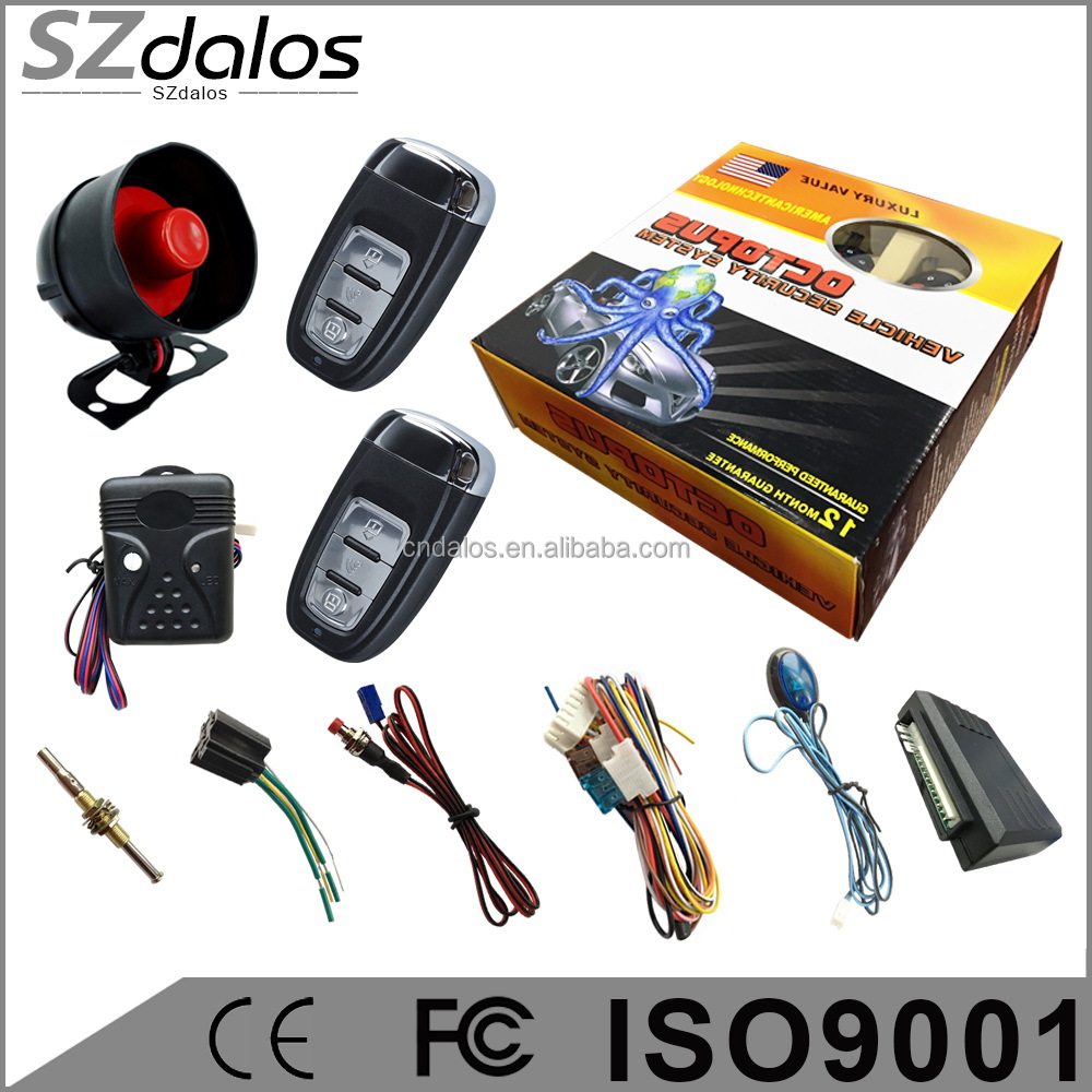 Wholesale keyless alarm systems 4 online buy best keyless alarm one way car strongalarmstrong freerunsca Gallery