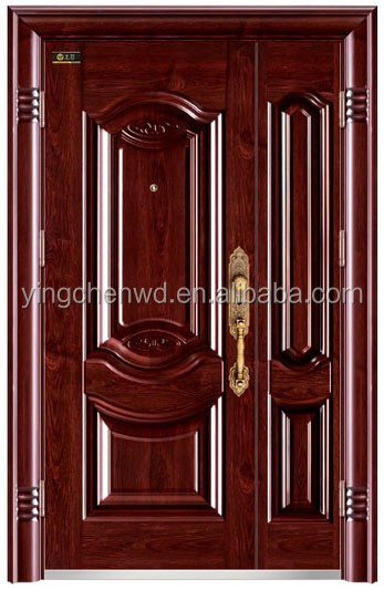 low price unique home designs security doors finished surface