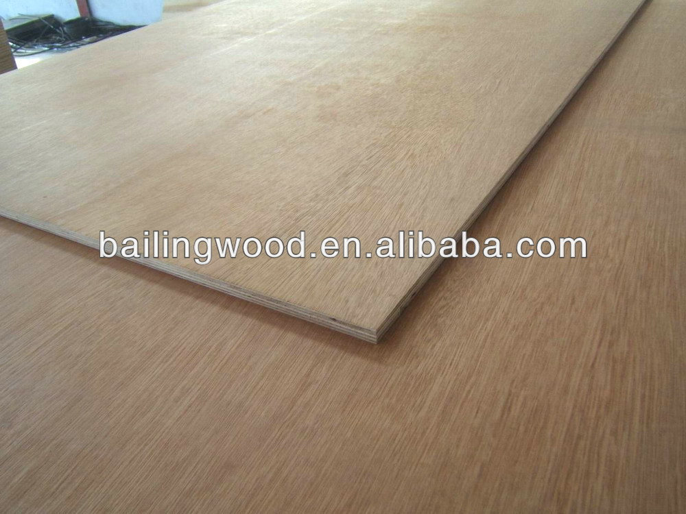 china cheap price 3mm commercial grade plywood manufacturers