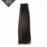 VV Beauty Products Women Remy Wholesale Products Virgin Girl Human Hair Weft Coarse Yaki Hair Extension