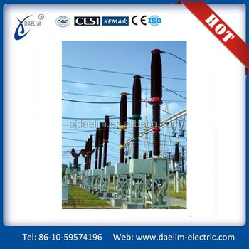 Live Tank HV SF6 Gas 170kv Circuit Breaker