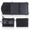 Super quality useful solar panels 13w monocrystalline portable solar battery