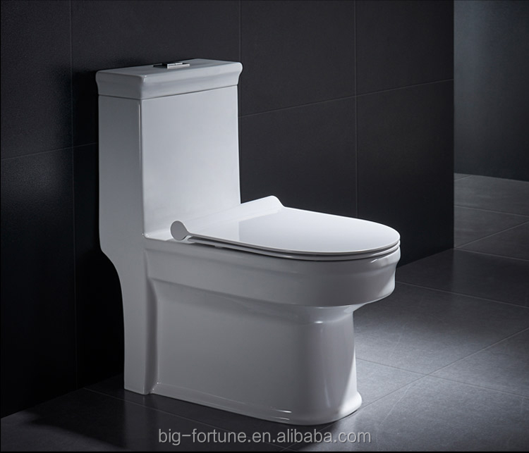 Western special design washdown one piece square toilet