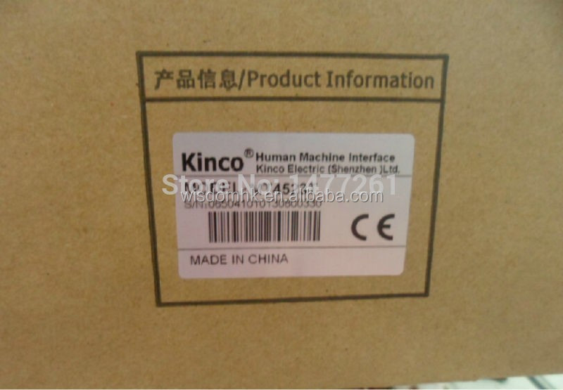 "Kinco Eview 7"" HMI MT4414T TOUCH SCREEN"
