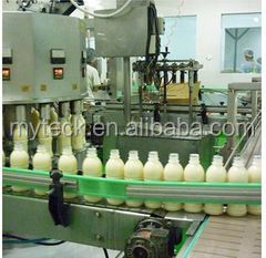 Whole line of milk production machinery China