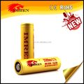 Authentic MANUFACTURER wholesale price IMREN 18650 battery 3500mah 30A 15A lithium ion 18650 3.7V batteries for flashlight