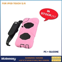 shockproof case for itouch 5 waterproof