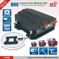 8ch real time managment system DVR car black box for trucks bus taxi .4g mobile dvr, H80