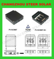 PV 80W solar module TUV connection box