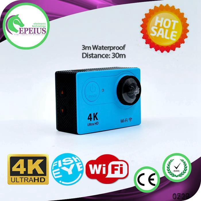 Cheapest H9 v3 16MP dome action cam action 4000 wifi action camera 170 Degree Width Angle Sports DV