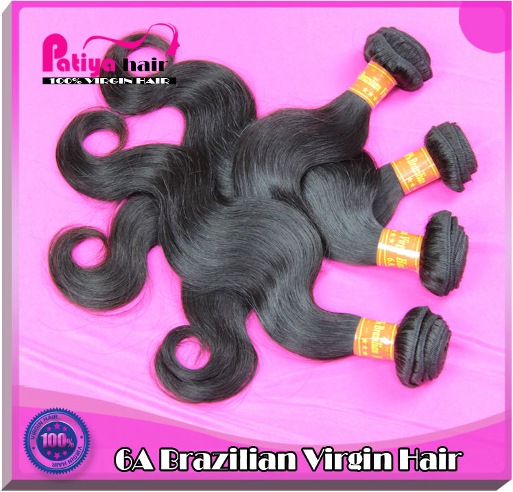 lively wonderful natural black raw brazilian human hair weave