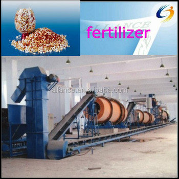 wide application commercial bb fertilizer making facility