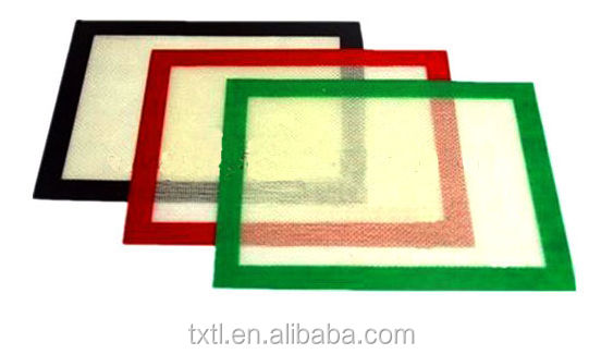 Heat Resistant Silicone Baking Mat Rectangle Shaped