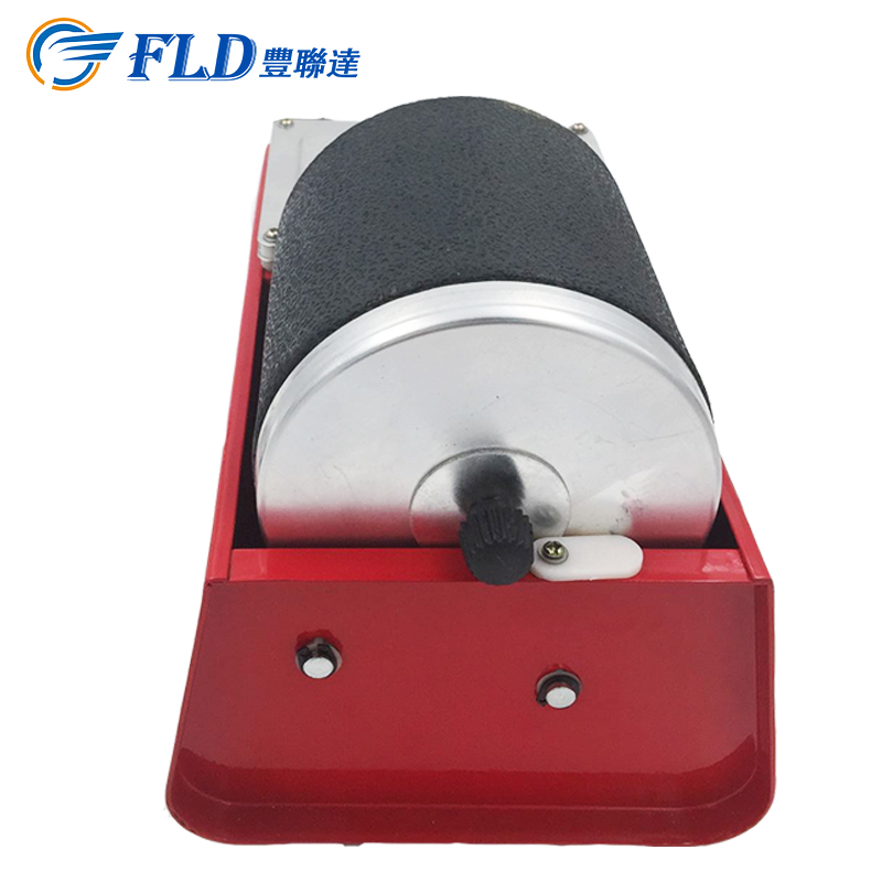 Good quality electrical mini Single Drum Jewelry polisher made in China