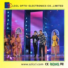 High Brightness P10 SMD indoor full color rental led display screen / P10 stage LED display