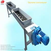 coal and cement used screw auger conveyor tansportation screw transport conveyor for coal