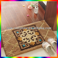 Beautiful comfortable shaggy rug living room carpet