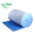 Industrial G3/EU3 washable air filter cotton for ventilation filter Industrial blue spray booth filter roll