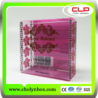 plastic clothes storage box for gift