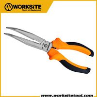 "WT1286 Hand Tool 6"" Bent nose pliers small Combination Pliers"
