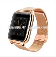 Brand new heart rate android u6 smart watch q7 smart watch phone with high quality
