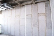 Wuhan Bishen precast foam cement wall panel, garage wall panel, eps cement sandwich wall panel