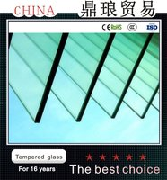 Excellent Quality Building Glass Frosted Glass Float Glass Price