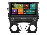 Multimedia car entertainment system wince 6.0 car dvd player for Ford Mondeo 2013