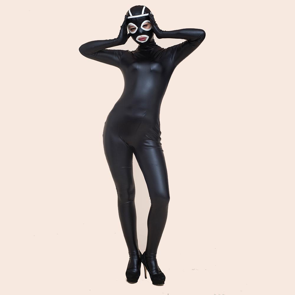 Эротические костюмы из латекса кошечки правы