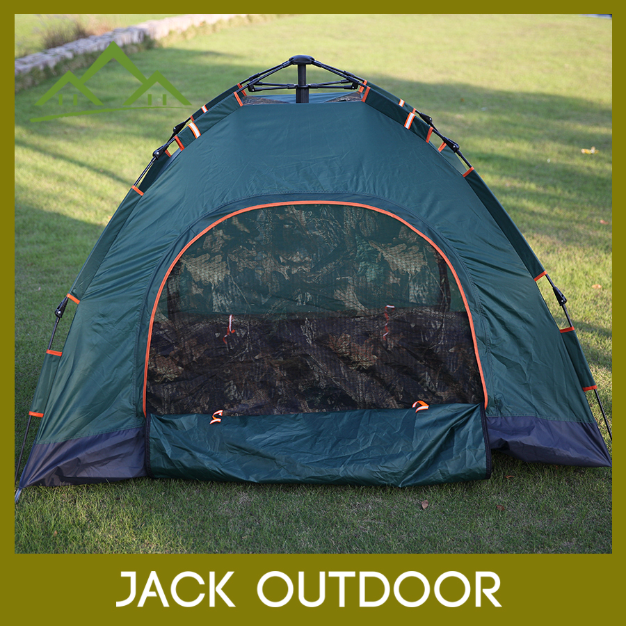 Mountain Outdoor Dual Automatic 3-4 Automatic Human Leisure Tent Camping Camping Tent Wholesale