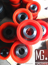 rubber piston cup in piston for mud pump