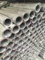 round GI pipe specification