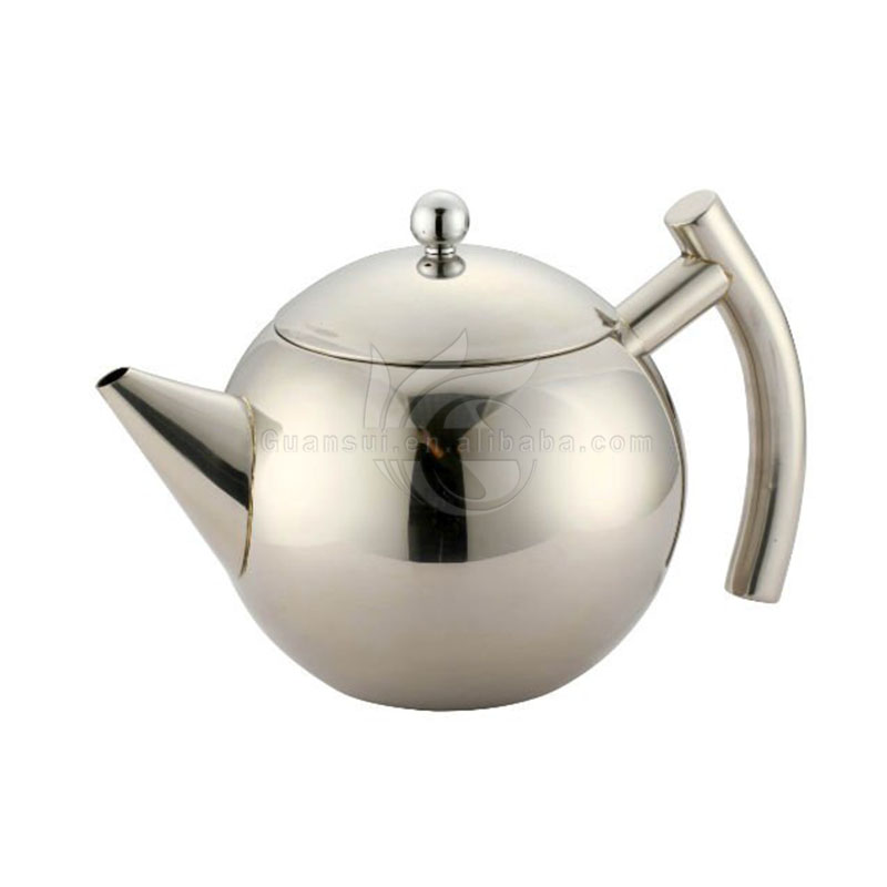 High Quality Metal stainless steel teapots for sale