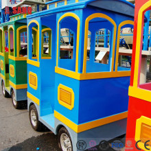 Kids Trackless Train Rides from SANQ GROUP