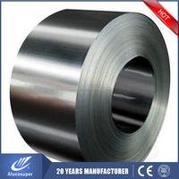 China manufacture customized design flat stock coated aluminum coil