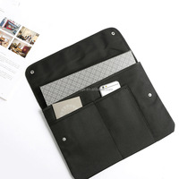 Wholesale Stylish 600D Oxford Tablet Sleeve with Snap Closure