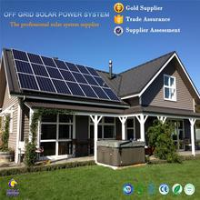 5KW 6KW complete home Off-Grid Solar Power System/Home Solar Panel Kit 5000W/6000W