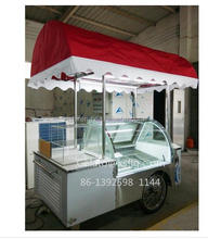 popsicle stick and ice cream cart for sale