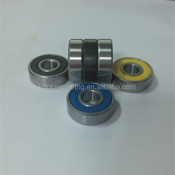 High Performance Abec 11 ABEC 9 Abec 7 Precision 608 2RS Skateboard Bearing With Great Low Prices !