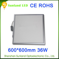 China top ten selling products CE ROHS 36W SMD3014 led panel 1200x300