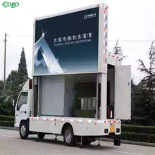 Full Color Truck Mobile LED Display P8 for Outdoor