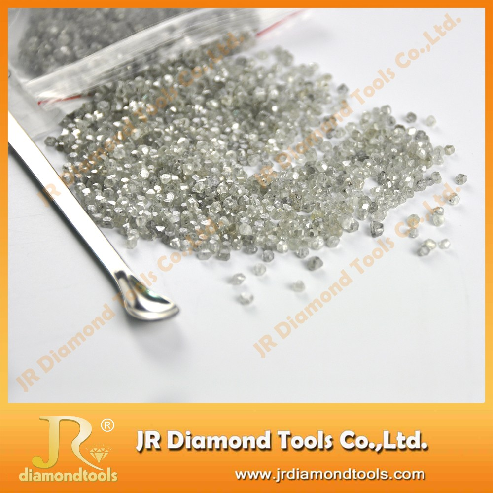 HTHP cvd diamond rough raw material synthetic diamond uncut