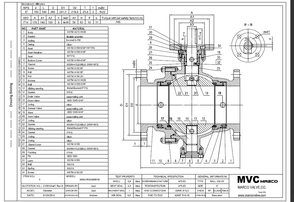 Ball Valve Dwg Cad Drawings Of China Manufacturer Buy