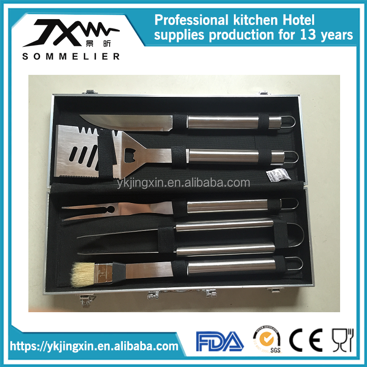 Barbecue 5 Tool Set/Grill Tools/BBQ Set