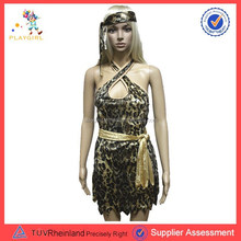 wholesale sexy fever cavewomen costume for women halloween costume PGWC-0002
