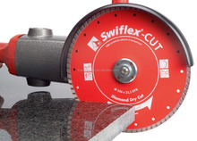 KGS Swiflex STS 115/22.2 diamond abrasive disc for granite marble concrete cutting