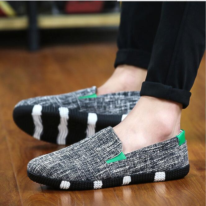 zm43194a colorful new arrival canvas upper wholesale big size men casual walking footwear