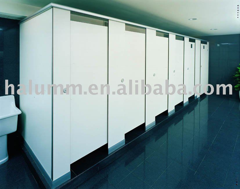 hpl used for toilet partition cubicle,hpl board, hpl laminate partition manufacturer